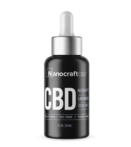 CBD Oil (Night Formula)