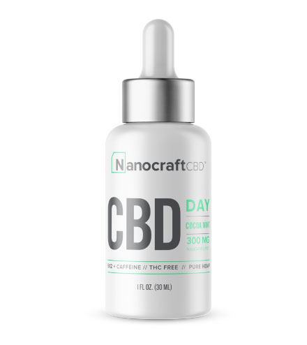 CBD Oil (Day Formula)